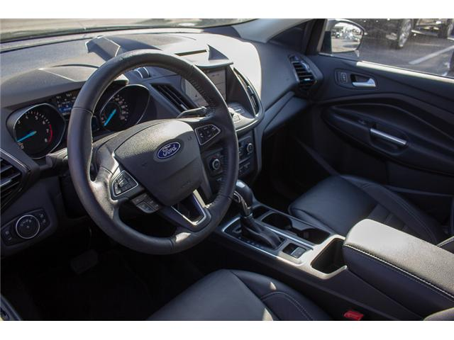 2018 Ford Escape SEL (Stk: P6137) in Surrey - Image 12 of 27
