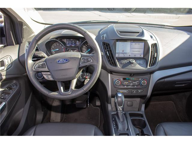 2018 Ford Escape SEL (Stk: P6137) in Surrey - Image 14 of 27