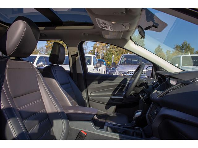 2018 Ford Escape SEL (Stk: P6137) in Surrey - Image 18 of 27