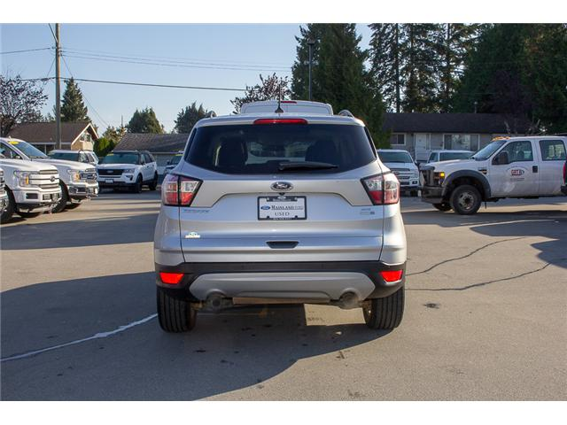 2018 Ford Escape SEL (Stk: P7712) in Surrey - Image 6 of 27