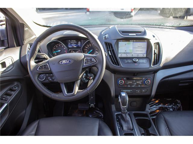 2018 Ford Escape SEL (Stk: P7712) in Surrey - Image 13 of 27