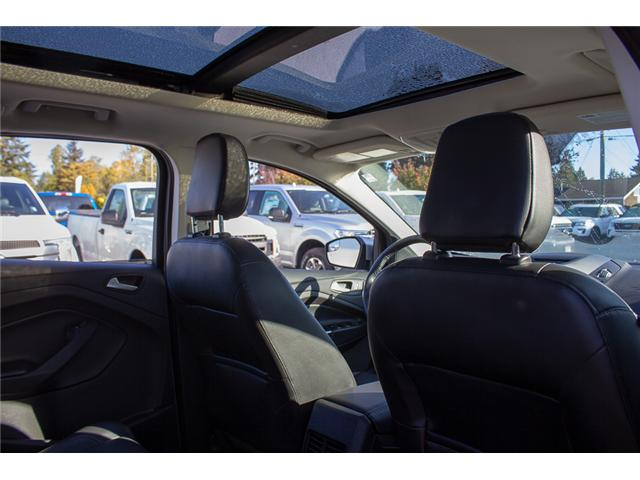 2018 Ford Escape SEL (Stk: P7712) in Surrey - Image 15 of 27