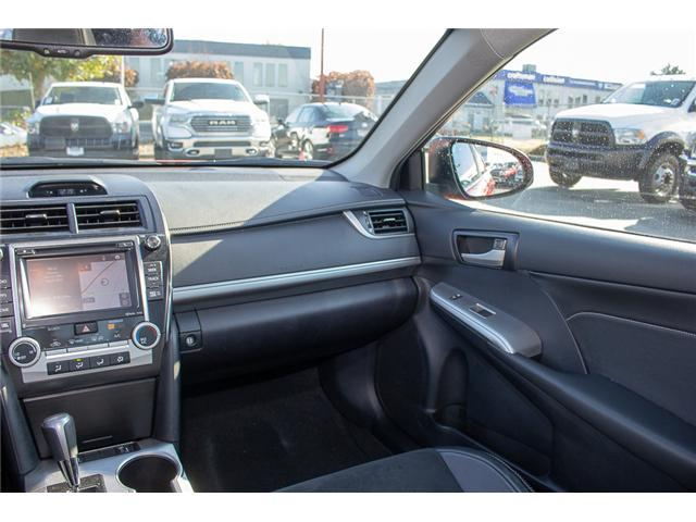 2014 Toyota Camry SE (Stk: EE898790) in Surrey - Image 11 of 23