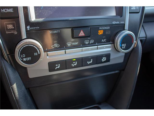 2014 Toyota Camry SE (Stk: EE898790) in Surrey - Image 20 of 23