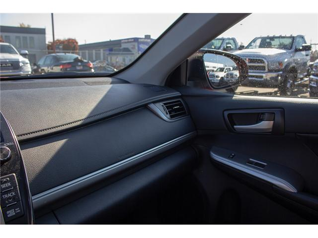 2014 Toyota Camry SE (Stk: EE898790) in Surrey - Image 22 of 23