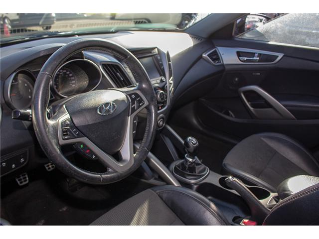 2013 Hyundai Veloster Tech (Stk: J900362A) in Surrey - Image 8 of 23