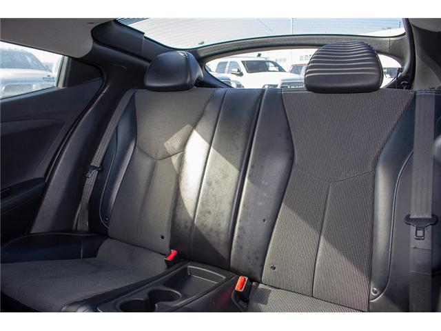 2013 Hyundai Veloster Tech (Stk: J900362A) in Surrey - Image 9 of 23