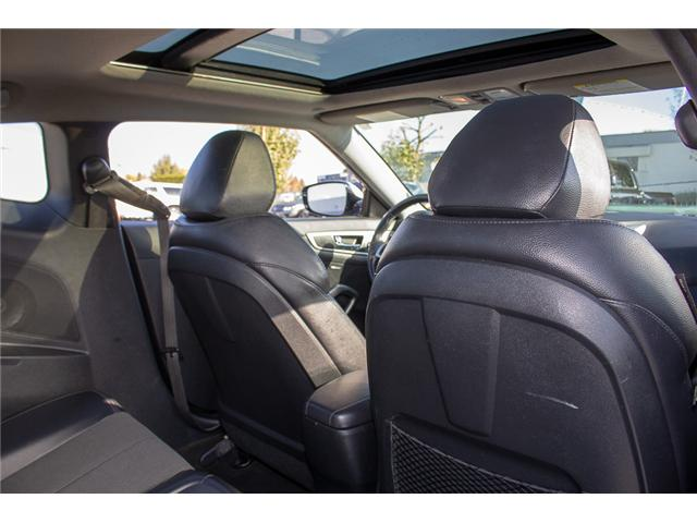 2013 Hyundai Veloster Tech (Stk: J900362A) in Surrey - Image 10 of 23
