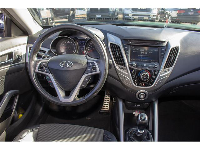 2013 Hyundai Veloster Tech (Stk: J900362A) in Surrey - Image 11 of 23