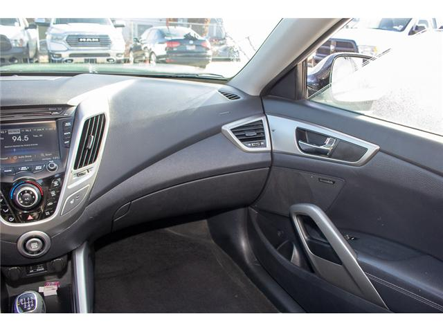 2013 Hyundai Veloster Tech (Stk: J900362A) in Surrey - Image 12 of 23