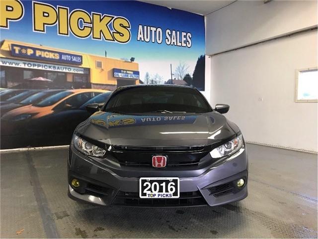 2016 Honda Civic LX (Stk: 401351) in NORTH BAY - Image 2 of 28
