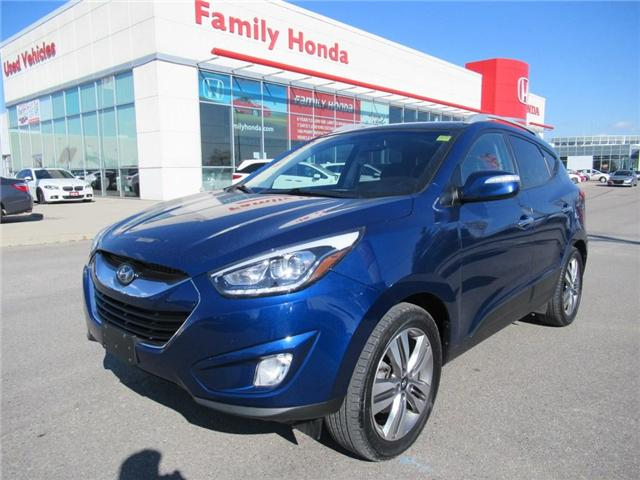 2015 Hyundai Tucson Limited, LEATHER, BACK UP CAM (Stk: 9502052A) in Brampton - Image 1 of 30