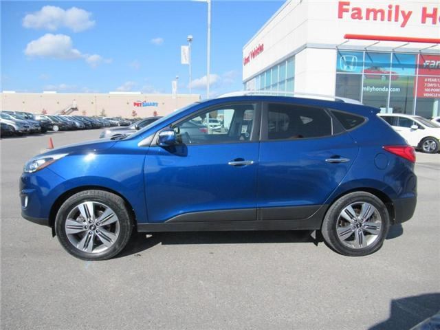 2015 Hyundai Tucson Limited, LEATHER, BACK UP CAM (Stk: 9502052A) in Brampton - Image 2 of 30