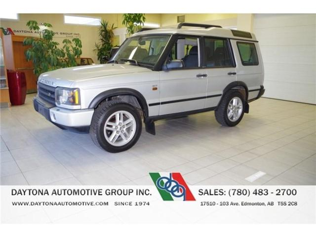2004 Land Rover Discovery SE (Stk: 2845) in Edmonton - Image 1 of 13