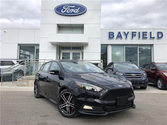 2018 Ford Focus ST Base (Stk: FC18748) in Barrie - Image 1 of 30