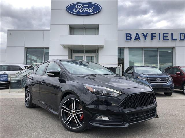 2018 Ford Focus ST Base (Stk: FC18827) in Barrie - Image 1 of 30