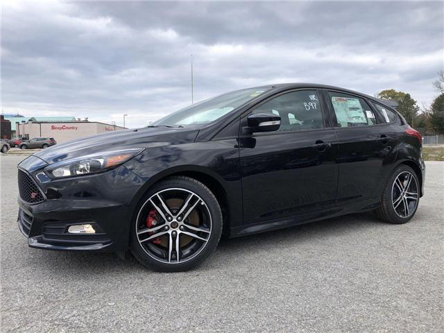 2018 Ford Focus ST Base (Stk: FC18827) in Barrie - Image 2 of 30