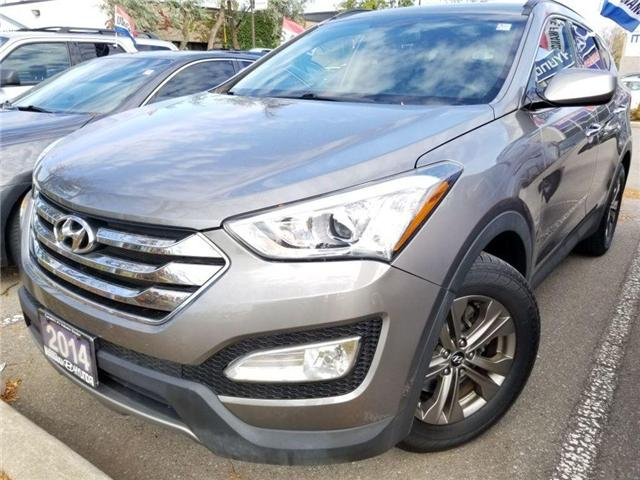 2013 Hyundai Santa Fe Sport Premium AWD In great condition (Stk: 34403a) in Mississauga - Image 1 of 14