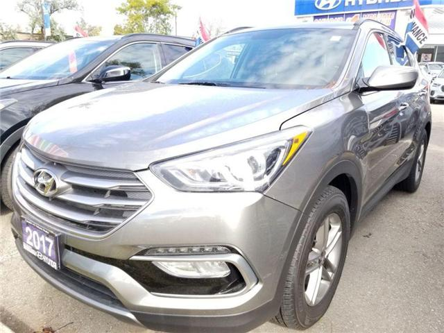 2017 Hyundai Santa Fe Sport Prem Pkg-In great condition (Stk: op9948) in Mississauga - Image 1 of 16
