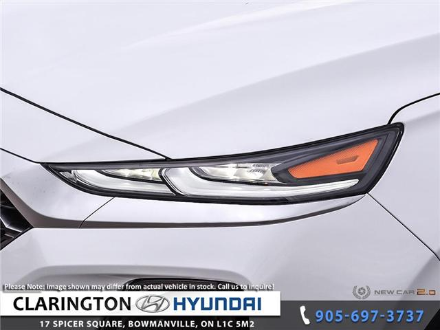 2019 Hyundai Santa Fe Preferred 2.4 (Stk: 18739) in Clarington - Image 9 of 22