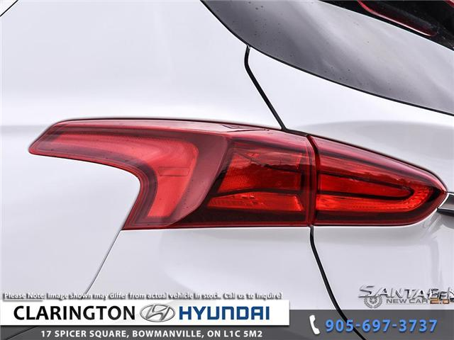 2019 Hyundai Santa Fe Preferred 2.4 (Stk: 18739) in Clarington - Image 10 of 22