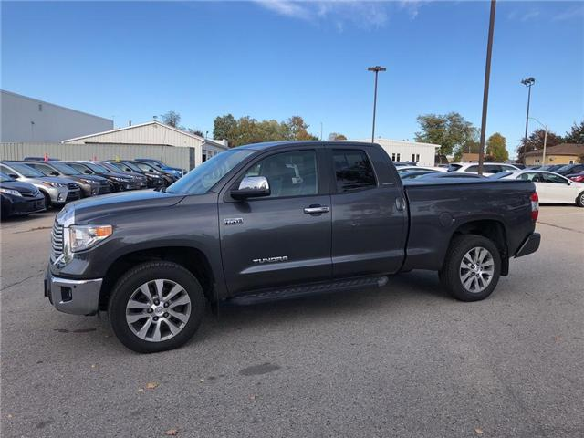 2014 Toyota Tundra Limited 5.7L V8 (Stk: U25918) in Goderich - Image 1 of 14