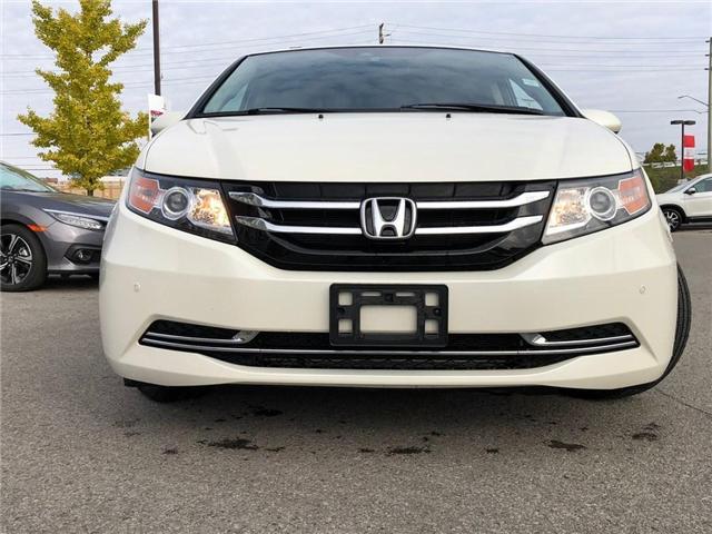 2015 Honda Odyssey EX-L (Stk: 190123P) in Richmond Hill - Image 2 of 22