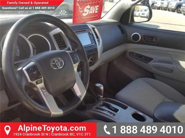 2015 Toyota Tacoma V6 (Stk: X027888M) in Cranbrook - Image 7 of 13