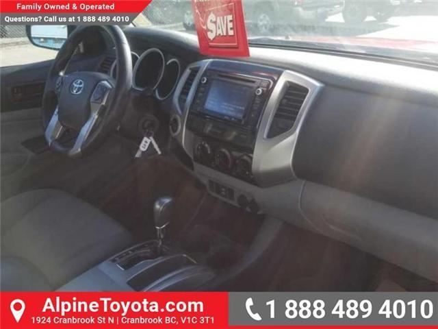 2015 Toyota Tacoma V6 (Stk: X027888M) in Cranbrook - Image 9 of 13