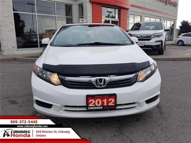 2012 Honda Civic EX-L (Stk: G1724) in Cobourg - Image 2 of 8