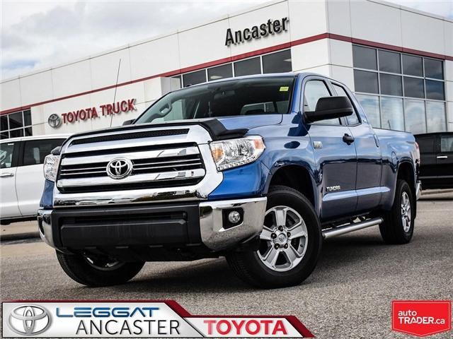 2017 Toyota Tundra  (Stk: D197) in Ancaster - Image 1 of 20