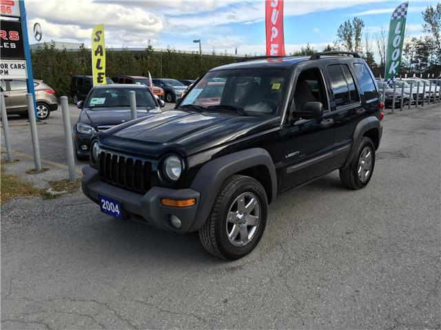 2004 Jeep Liberty Sport 4WD (Stk: P3234) in Newmarket - Image 1 of 17