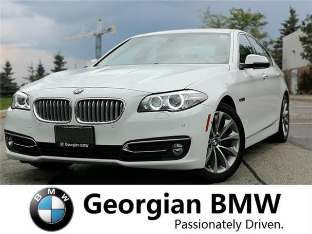 2014 BMW 528i xDrive (Stk: P1353) in Barrie - Image 1 of 21