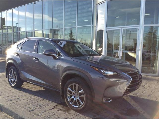 2016 Lexus NX 200t Base (Stk: 180706A) in Calgary - Image 2 of 7