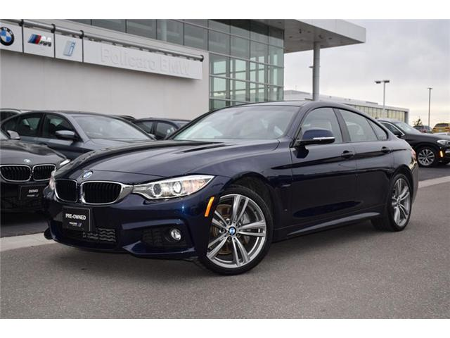 2016 BMW 435i xDrive Gran Coupe (Stk: P528312) in Brampton - Image 1 of 14