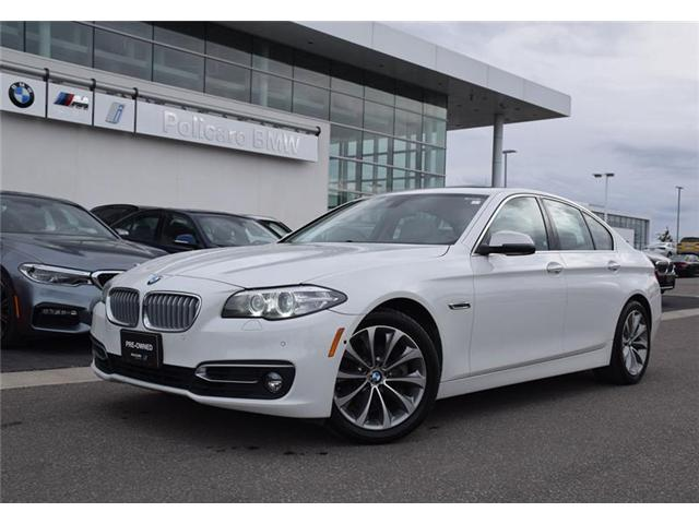 2014 BMW 528i xDrive (Stk: P615989) in Brampton - Image 1 of 13