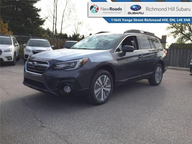 2019 Subaru Outback 3.6R Limited Eyesight CVT (Stk: 32219) in RICHMOND HILL - Image 1 of 20