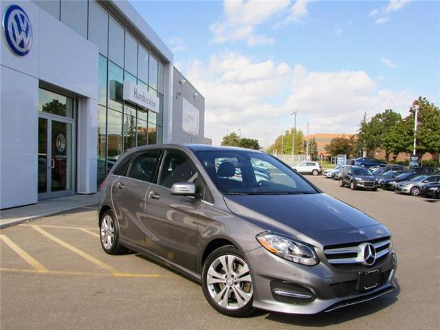 2015 Mercedes-Benz B-Class Sports Tourer (Stk: 95577A) in Toronto - Image 1 of 21