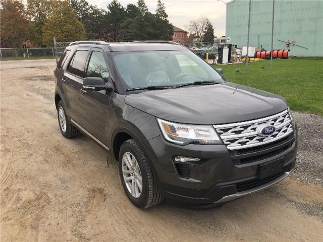 2019 Ford Explorer XLT (Stk: 19ER0231) in Unionville - Image 1 of 10