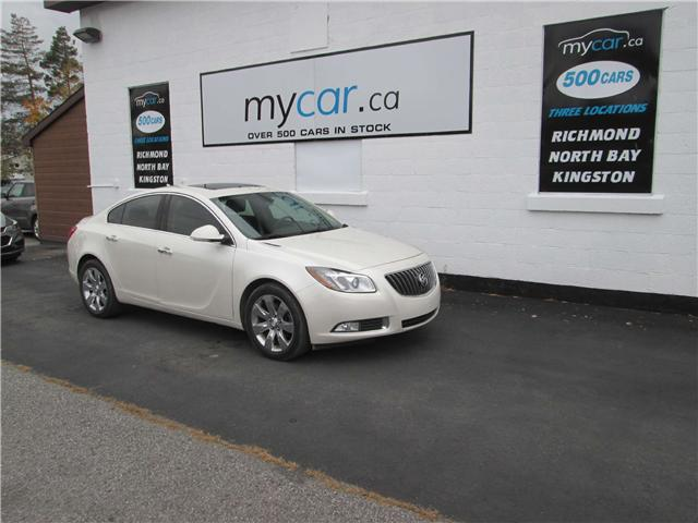 2013 Buick Regal Turbo (Stk: 181538) in Richmond - Image 2 of 14