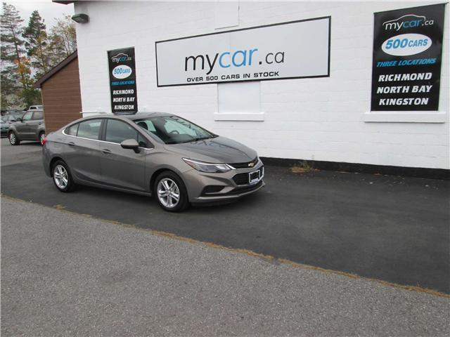 2018 Chevrolet Cruze LT Auto (Stk: 181577) in Richmond - Image 2 of 14