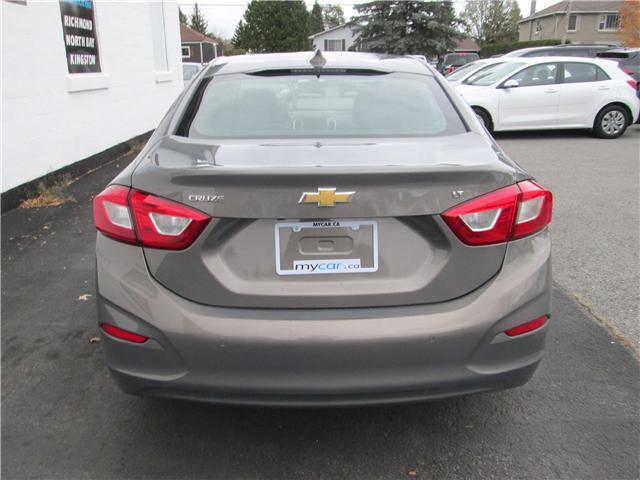 2018 Chevrolet Cruze LT Auto (Stk: 181577) in Richmond - Image 4 of 14