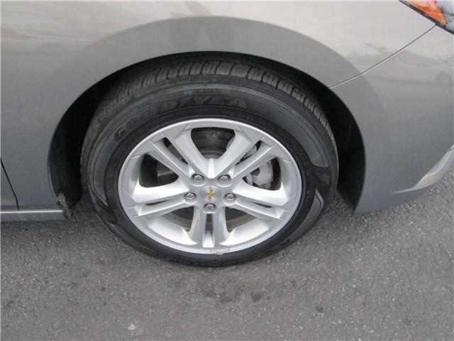 2018 Chevrolet Cruze LT Auto (Stk: 181577) in Richmond - Image 8 of 14