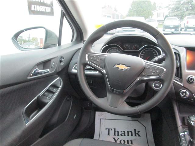 2018 Chevrolet Cruze LT Auto (Stk: 181577) in Richmond - Image 12 of 14