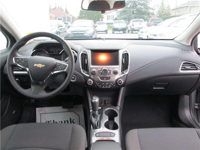 2018 Chevrolet Cruze LT Auto (Stk: 181577) in Richmond - Image 13 of 14