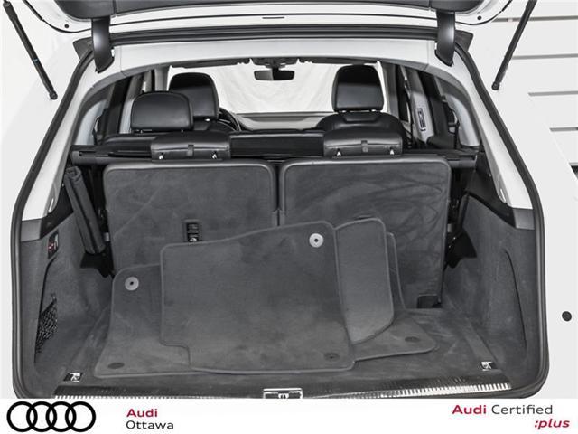 2017 Audi Q7 2.0T Progressiv (Stk: 51722A) in Ottawa - Image 7 of 22