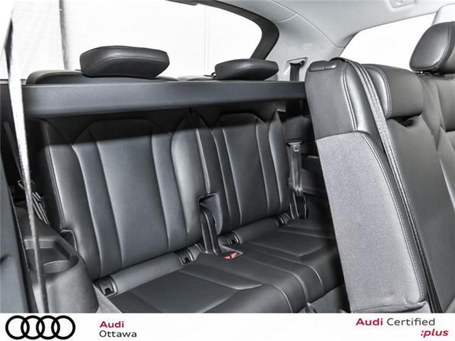 2017 Audi Q7 2.0T Progressiv (Stk: 51722A) in Ottawa - Image 18 of 22