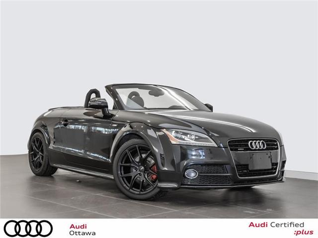 2015 Audi TT 2.0T (Stk: 52176A) in Ottawa - Image 1 of 22
