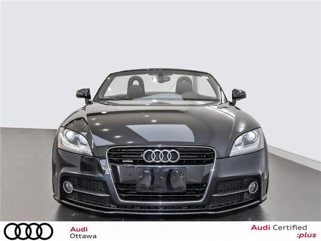 2015 Audi TT 2.0T (Stk: 52176A) in Ottawa - Image 4 of 22