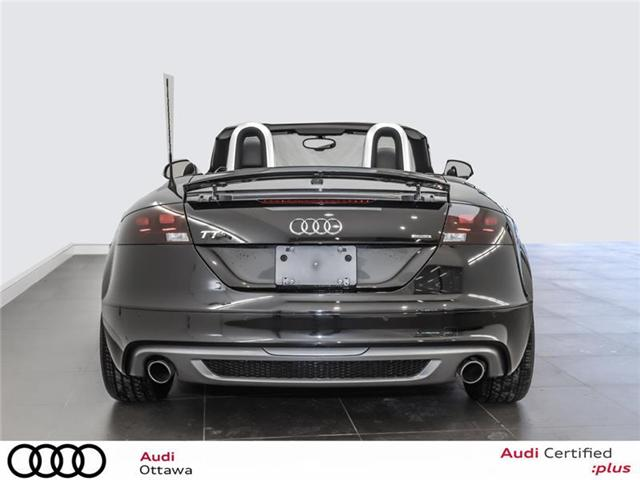 2015 Audi TT 2.0T (Stk: 52176A) in Ottawa - Image 5 of 22